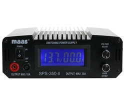 MAAS SPS-350-II Power Supply 8-15 Volts, 30 Amps