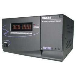 MAAS EPD 9300 linear power supply 1-15 volt 28 amp