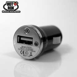HotRox in Car Charger