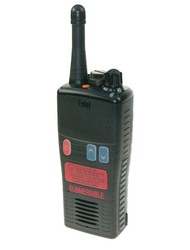 Entel HT-952 Atex PMR 446 Two Way Radio Handset