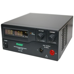Maas HCS 3400 1-15V, 0-40A Bench Power Supply