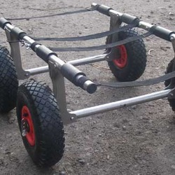 Double Axle Trolley