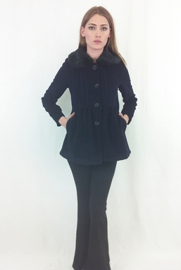 TRACEY - NAVY JACKET