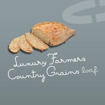 Luxury Farmers Country Grains Loaf
