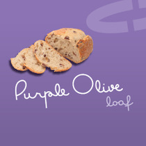 Purple Olive Loaf