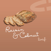 Raisin &amp; Cobnut Loaf