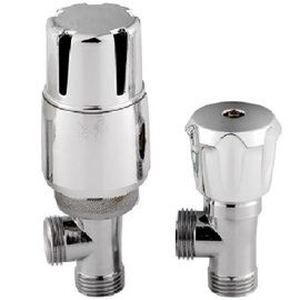 THERMOSTATIC RADIATOR VALVES (ANGLED) - DISCOUNT HEATING