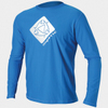 Mystic Star Quick Dry L/S T-Shirt Blue