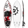 Slingshot The Dialer Kiteboard 5&#039;11&quot; Quad Fin 2013