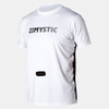 Majestic Loosefit Rash Vest S/S (White)