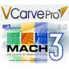 Vectric VCarve Pro 7 and Mach3 Bundle