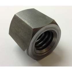 Steel Single Start Nuts