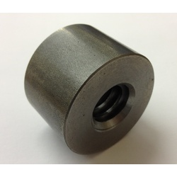 Steel Round Left Hand Lead Single Start Nut