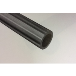 Hollow Steel Round Rail (WH)