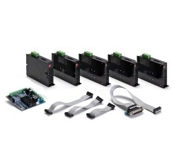 5 Axis Home/Light Industrial Controller Kit
