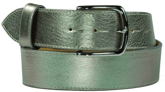 Pewter belt