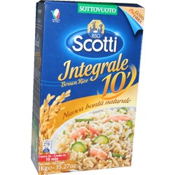 Scotti Brown Wholewheat Rice 1kg
