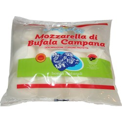 Buffalo Cherry Mozzarella DOP 250g
