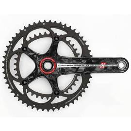 Campagnolo Super Record 50-34 Ultra-Torque TI Carbon 11s Cranksets