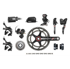 Campagnolo Super Record EPS Ti Groupset