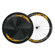 Miche Supertype Crono Carbon Wheelset - USED ONCE ON TOUR OF BRITAIN