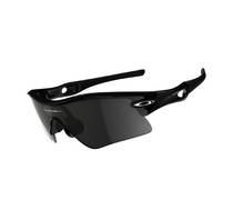 Oakley Radar Range Polished Black With Grey