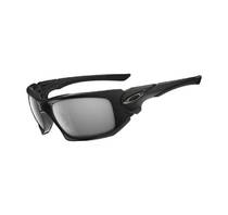 Oakley Scalpel polished black w/black