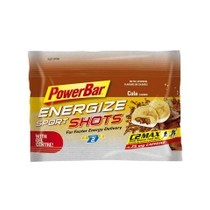 Powerbar Energize Sport Shots Cola