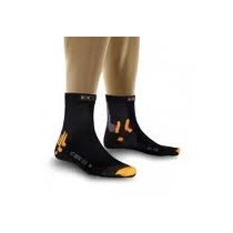 X-Bionic street biking waterproof socks size 4