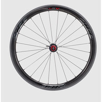 ZIPP 303 Firecrest Tubular Front 18 spokes Beyond Black