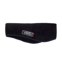 Santini 365 Fleece Headband Black