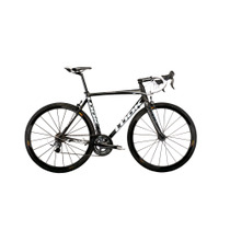 LOOK 586 UD Bike Matte Black Shimano Ultegra rrp &pound;2799