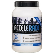 Accelerade 60 Serve