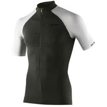 X-Bionic Race Jersey Short Sleeve Full Zip