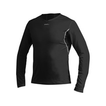 Craft Pro cool long sleeved black