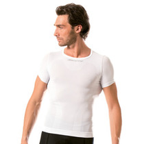 Santini 365 Short Sleeve Carbon Tee White