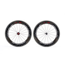 ZIPP 808 Firecrest Carbon Clincher Rear 20 spokes Beyond Black (SRAM/Shimano)