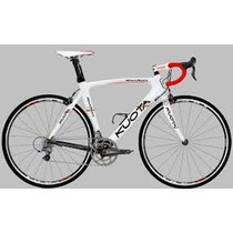 Kuota Kharma 2012 White/Red Ultegra/ Aksium Small