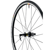 Mavic Aksium S Red WTS 2013 Rear