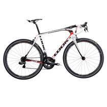 Look 675 bike blk wht red Ultegra