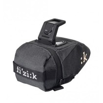 FIZIK SEATPAK W/CLIP GREY SMALL D XS)