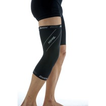 Santini H20 Knee Warmer Black