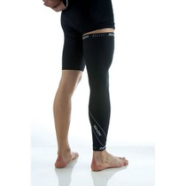 Santini H20 Legwarmer Black Medium/Large