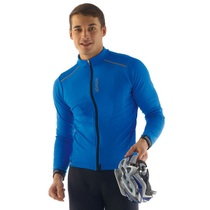 Santini Primo Long Sleeve Thermofleece Jersey