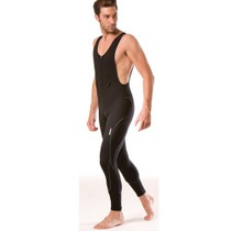 Santini Windstopper Bib Tight Black