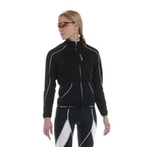 Santini Siowx Ladies Windstopper Jacket Black