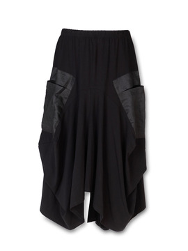 Vetono Black Skirt